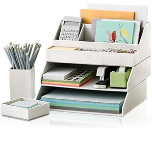 Martha Stewart home office organization / supplies are baaaack ...