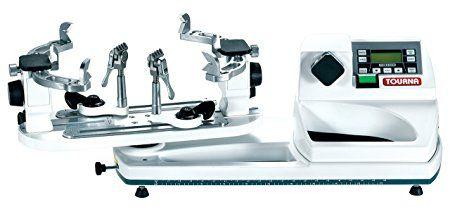 Tourna 600-EST Constant Pull Stringing Machine (Table Top Unit