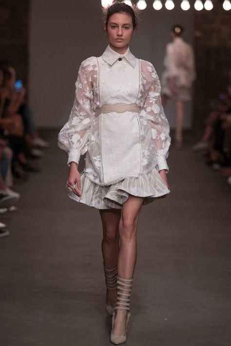 Zimmermann Spring/Summer 2016 Ready-To-Wear New York Fashion Week