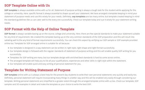WOW!!! great this is a very helpfully site for SOP Template   - sop templates
