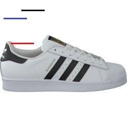 Womensstyleandtrends Weisser Superstar Sneaker C77124 Mit Silbernen Akzenten Der Marke Adidas Fur Damen Di In 2020 Adidas Sneakers Adidas Superstar Sneaker Sneakers