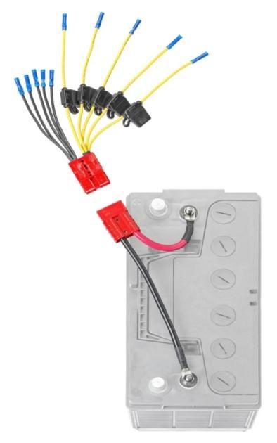Marine Rocker Switch Wiring Diagram Backlit Utv