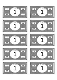 Monopoly Party Money Template 9th Birthday Kids Church Printables Games Image Search 9 Year Anniversary
