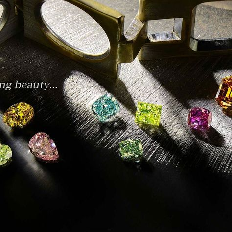 Fancy colored diamonds are amongst the rarest diamonds in the world.  One of the most interesting characteristics of fancy color diamonds is their price resilience in the face of adversity and long-term price growth. In general fancy color diamonds exhibited greater returns with less volatility than most asset classes.  For more information on Fancy Colored Diamond Investments please don't hesitate to contact us  email: kotlyars021@gmail.com  WeChat ID Leonid_Kotlyar