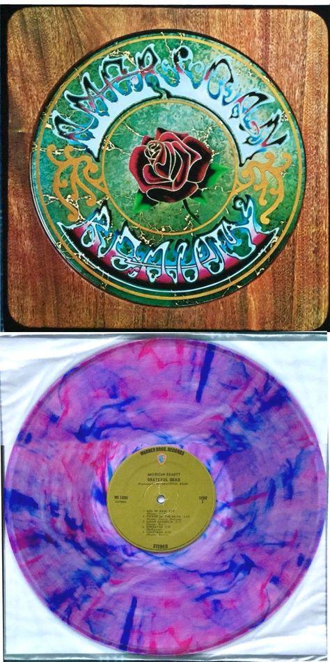 records Grateful Dead - American...