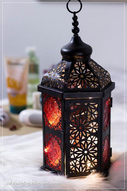 رمضان 1439 هـ روتيني اليومي للعناية ببشرتي مبارك عليكم الشهر رمضان Decorative Jars Decor Jar