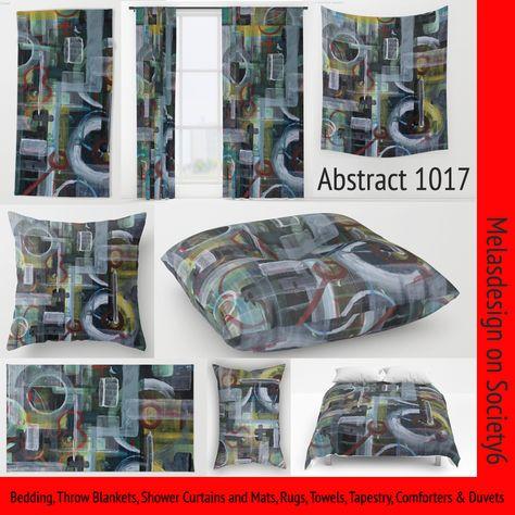 bath Abstract 1017 - Home Decor...