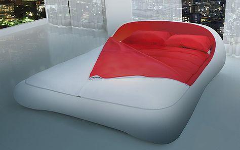 designer bett bilder design-bett-Zip-Bed-cool-innovativ-mit - zip bed designer bett reisverschluss