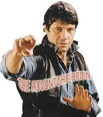 ...I love Fred Ward & the adventures of Remo Williams.