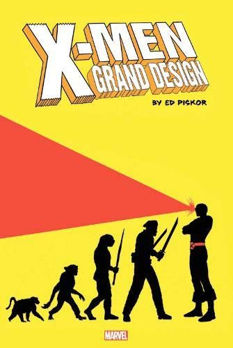 X Men Grand Design Omnibus X Men Grand Design The Complete Graphic Novel Ed Piskor In 2020 Grand Designs X Men Graphic Novel