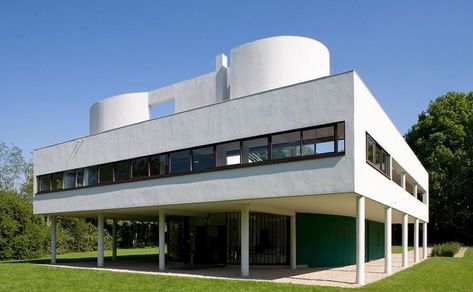 5 Examples of Iconic Modern Architecture That Have Serious
