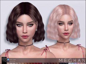 Sims 4 Female Hairstyles Womens Hairstyles Short Wavy Hair Mod Hair