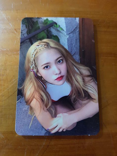 Red Velvet The Red Summer Mini Album Red Flavor Yeri A Photo Card Official