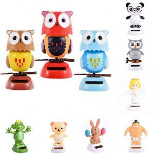 Novelty Bobble Head Animals I Remember I Had All Kinds Of Bobble Head Animals When I Was Younger Because It S A Great W Dancing Toys Dancing Animals Car Decor