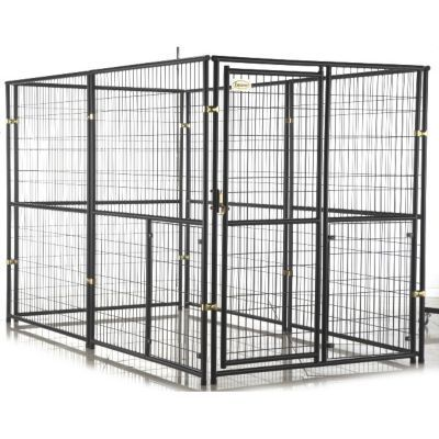 Find Retriever Lodge Expandable Kennel 10 Ft L X 5 Ft W X 6 Ft H In The Dog Kennels Containment Gates Ca Luxury Dog Kennels Dog Kennel Cheap Dog Kennels