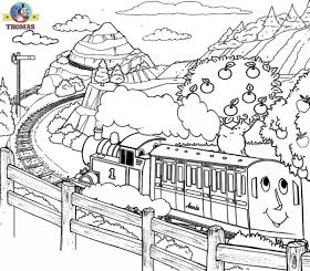 Annie And Clarabel Thomas The Tank Engine Free Coloring Pages For Boys Cartoon Childrens Worksheets Coloring Pages For Boys Free Coloring Free Coloring Pages