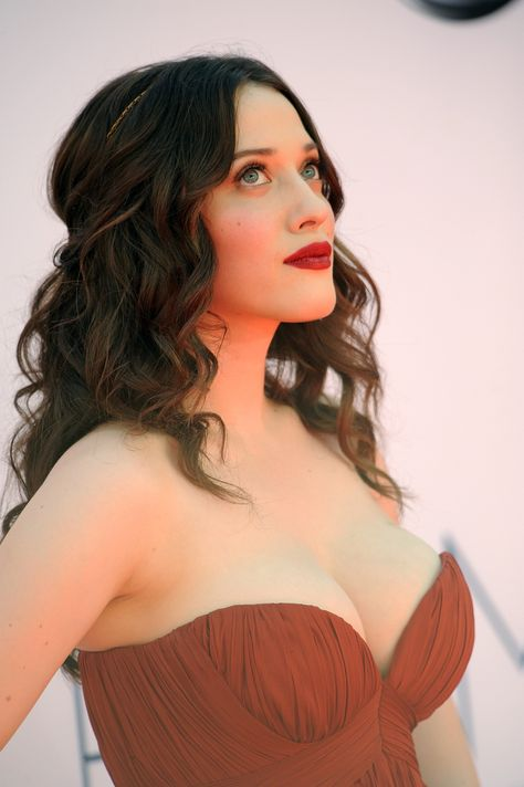 Kat Dennings. She is so amazingly gorgeous