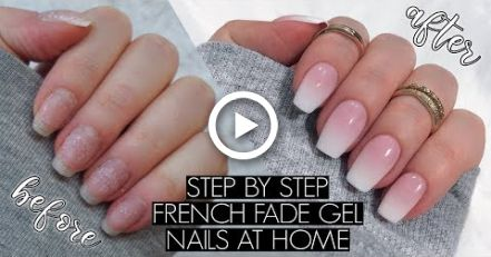 Diy Gel Manicure At Home The Beauty Vault Nails Gel Manicure