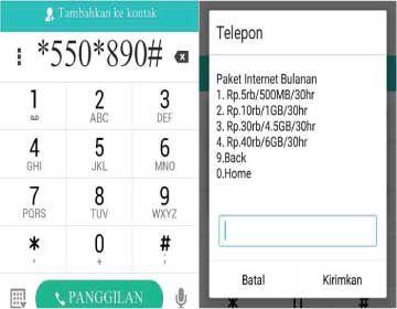 Pin Oleh Kuotabro Com Di Telkomsel Abc Internet Kartu