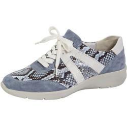 Damenschuhe Blau Schnurschuhe Und Schuhe