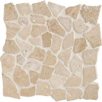 Galets Sol Et Mur Opus Ivoire Leroy Merlin Galets Sol Et Mur Mosaique