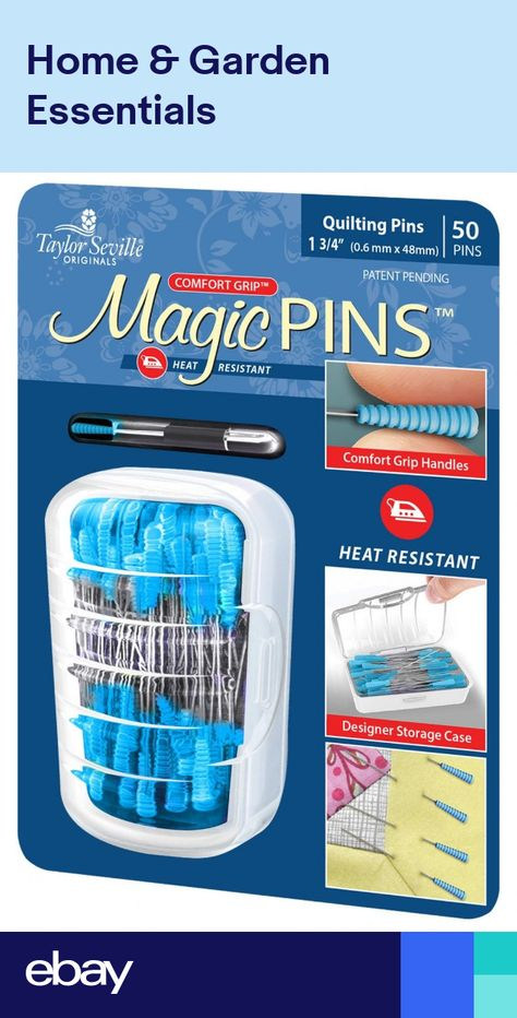 Fabric 50 to 1 Magic Grips Blue