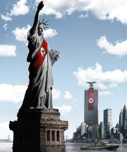 New York stadt The United States of Germany