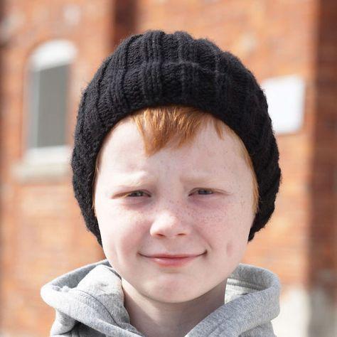 e1d81347018 Bernat Boy s Hat