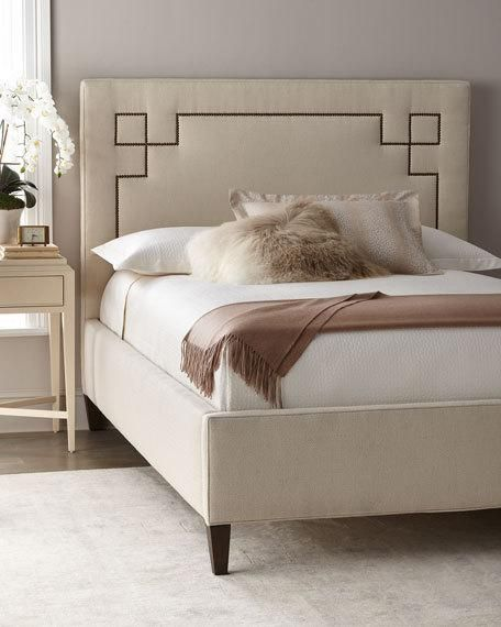 Gavin Upholstered King Bed And Matching Items Matching Items King Upholstered Bed Queen Upholstered Bed Bed