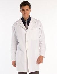 koi Colin White Coat (XL) Sophisticated men's white coat from koi ...