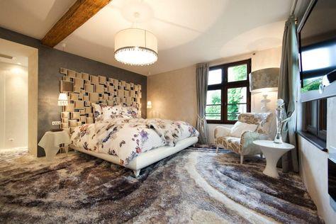 Decoration_interieur #Interior_design   #Chambre #Bedroom   ▻ Lit ...