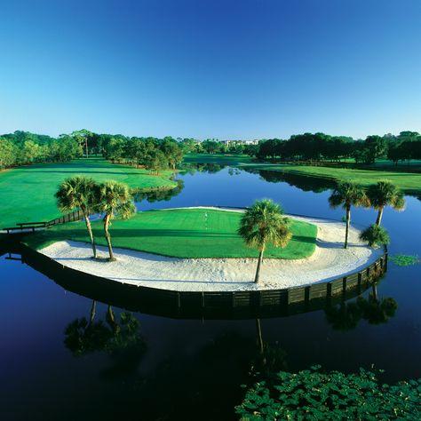 El Campeon Course at Mission Inn Resort & Club near Orlando, FL