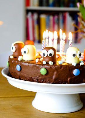 Weltbester Marmorkuchen A La Rezept Marmorkuchen Kuchen Kindergeburtstag Kuchen Und Torten