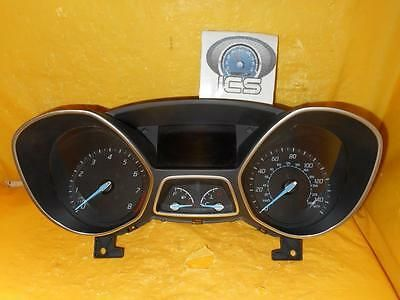 Sponsored Ebay 2013 2014 Ford Focus Speedometer Instrument