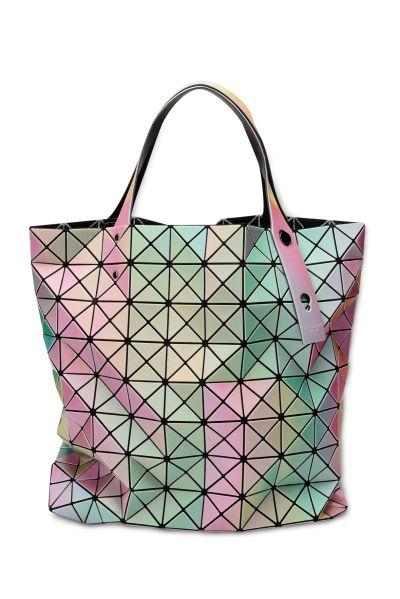 BAO BAO ISSEY MIYAKE BILBAO PRISM RAINBOW TOTE bag