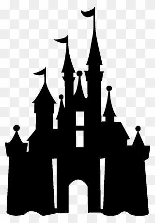 Castle Clipart Minnie Mouse Disney Castle Silhouette Png Transparent Png Disney Castle Silhouette Castle Silhouette Castle Clipart
