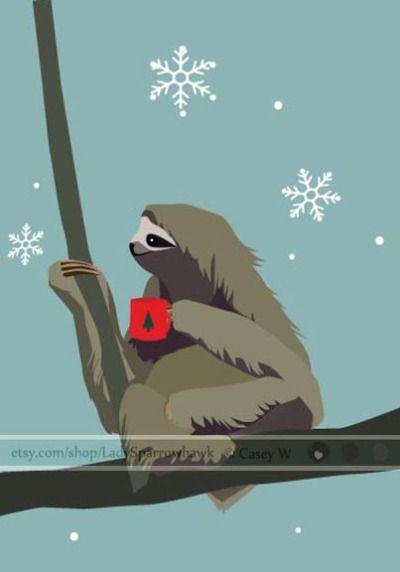 Sloths Are Cool Tumblr Sloth Art Sloth Cartoon Sloth Drawing