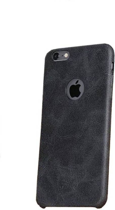 online store 0f455 76423 Get a Crombie Back Cover for Apple iPhone 7 (Black, Leather ...