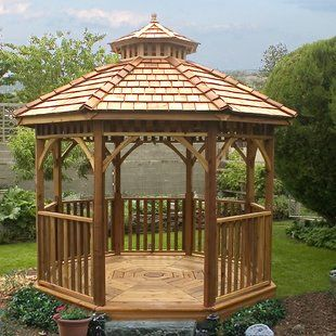 Pin By James Dean Neal On Outdoor Areas Wooden Gazebo Modern