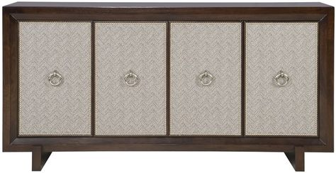 Vanguard Furniture: 9709B-NR - Durston Road (Sideboard) would like similar style in media console