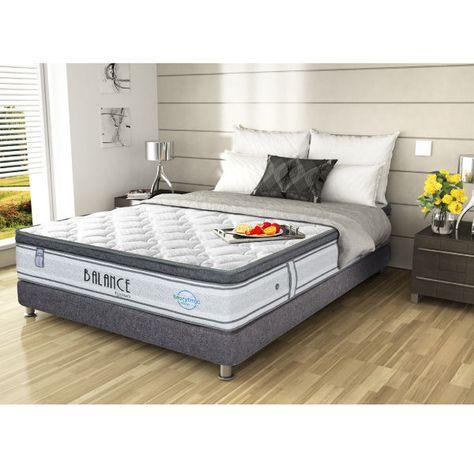 Dormitorio Colchon Balance Biorytmic 100x190 By Colchones