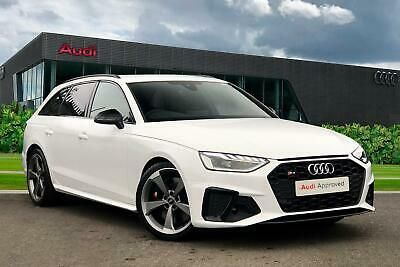 2020 Audi A4 Avant Black Edition Tdi 347 Ps Tiptronic Diesel White Automatic Ebay In 2020 Audi A4 Audi A4 Avant Audi