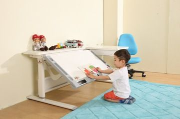Biurko Regulowane Ergodesk Comf Pro Premium Desk Desk Kids Rugs Toddler Bed