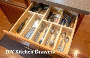 Diy Kitchen Drawer Organizer Ideas Diykitchen Kitcendecor Diy Diy Kitchen Drawer Organi In 2020 Kitchen Organization Diy Diy Drawer Organizer Diy Drawer Dividers