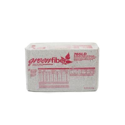 Greenfiber All Borate Cellulose Blown In Insulation 30 Lbs Ins765ld E Blown In Insulation Insulation R Value Insulation