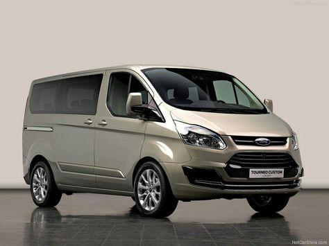2012 Ford Tourneo Custom Concept Ford Transit Ford Van Transit