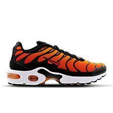 nike tn orange tiger