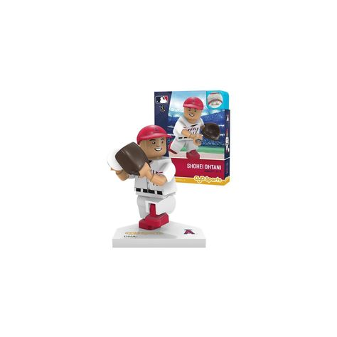 f330c2164 LA Angels Oyo MLB Sports 3 G4 Minifigure  Shohei Ohtani