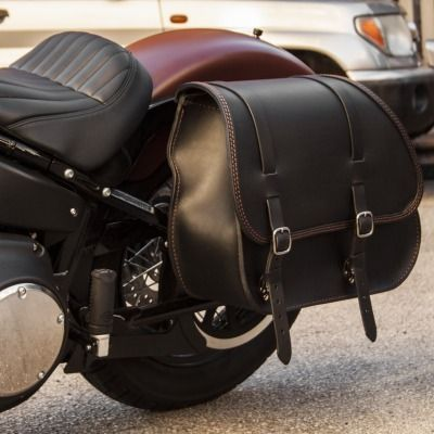 Country Rapid Leather Saddlebag For Harley Davidson Ends Cuoio In 2020 Leather Motorcycle Saddlebags Leather Saddle Bags Softail