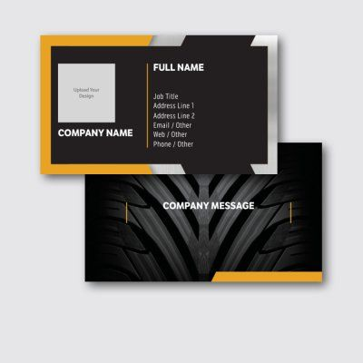 Automotive Transportation Standard Business Cards Templates Designs Vistaprint Business Card Template Design Business Cards Business Card Template